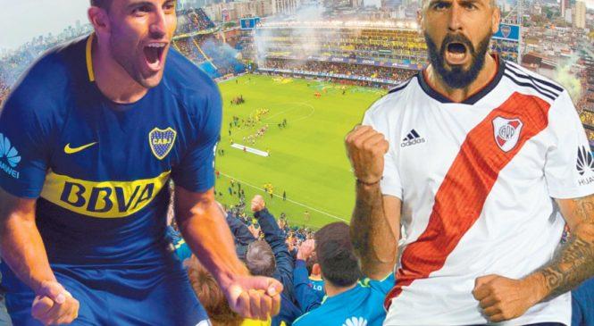 Boca y River vuelven a verse las caras y definen el finalista de la Copa Libertadores