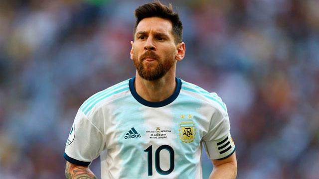 Lionel Messi se suma a la expectativa por el Superclásico de la Libertadores