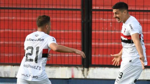 Patronato no pudo en el Grella frente a Newell´s y perdió por 3 a 1