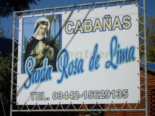 CONCEPCION (E.R.) Cabañas Santa Rosa de Lima