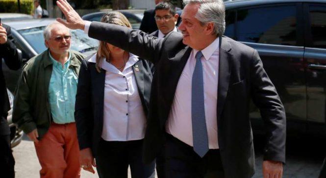 Alberto Fernández descartó la transición presidencial con Mauricio Macri y pretende que el traspaso de mando se realice en el Congreso