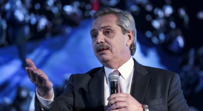 El horario y el paso a paso de la asunción de Alberto Fernández