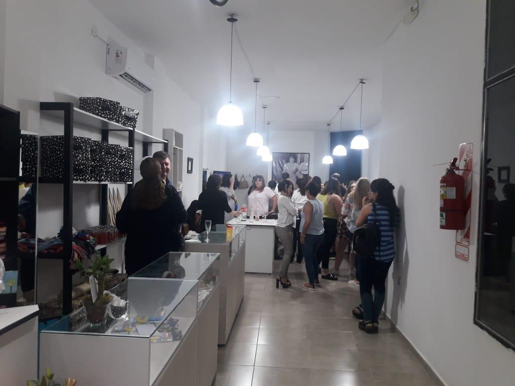 Gran inaguracion en Parana de Ángel Andres Diseños Exclusivos corrientes 162