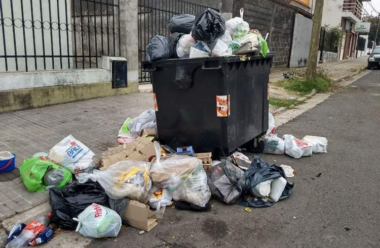 Todos Los Amparos a un solo juzgado por la recolección de residuos