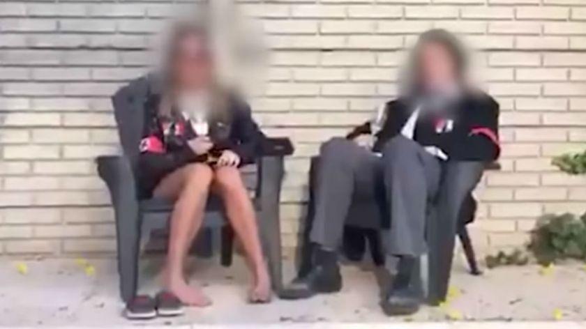 San Juan: escándalo unos alumnos hicieron un video antisemita como tarea y les pusieron un 9