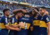 Boca derrotó a Unión de Santa Fe 2 a 0 y se afirmó en la punta de la Superliga