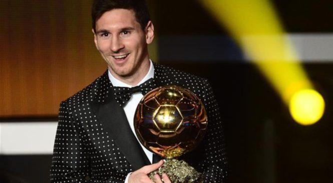 """Messi, tras ganar su sexto Balón de Oro: """"Soy consciente de los años que tengo y que va llegando el momento de la retirada"""""""