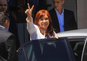 """Cristina Kirchner: """"Van a tener un problema, van a tener que citar al Presidente"""""""
