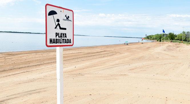 Playas en Concepción del Uruguay: El valor de las entradas