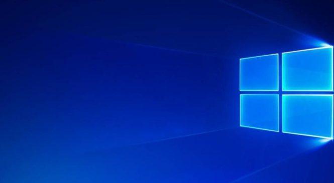 Estados Unidos advirtió sobre una grave falla de seguridad con Windows 10