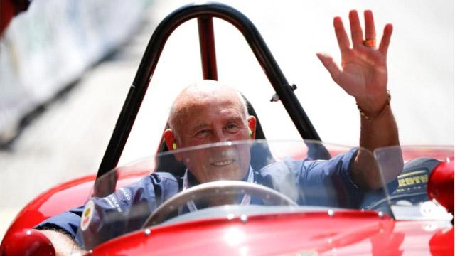 Falleció el británico Stirling Moss, leyenda de la Fórmula 1 y gran rival de Fangio