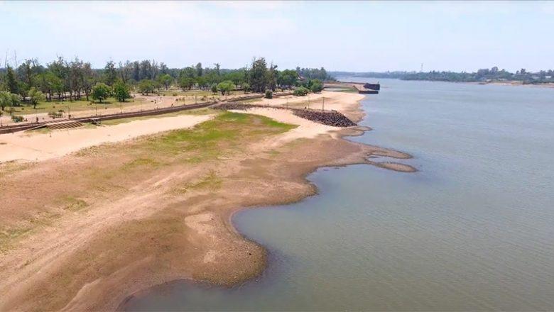 Recomendaciones de Prefectura para navegar ante la bajante del río Uruguay