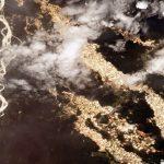 La Estación Espacial descubre sensacionales 'ríos de oro' en Perú