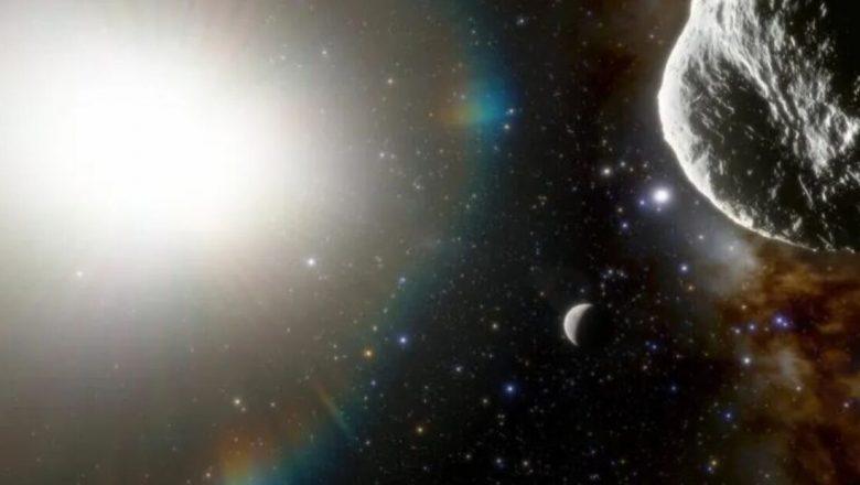 Descubren al asteroide más veloz que orbita nuestro sistema solar